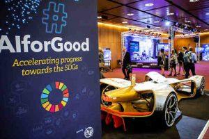 AI for Good. Photo: ITU