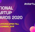 National Startup Awards 2020