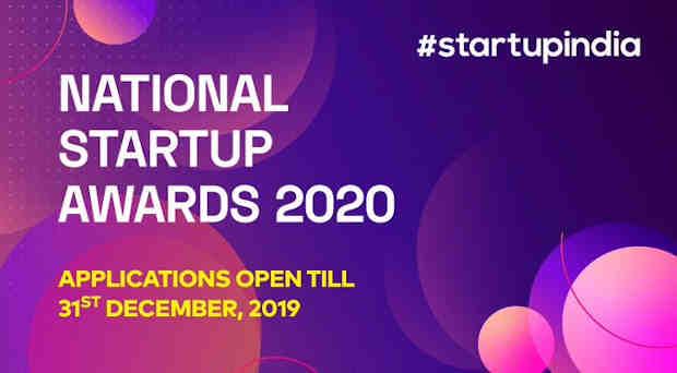 National Startup Awards 2020