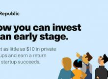 Startup Investing Platform Republic