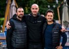 SimpliField founders Benjamin Zenou, Jonathan Attal, and Georges Plancke. Photo: SimpliField