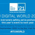 ITU Digital World 2020 Event Postponed
