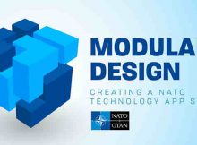 Modular Design - Creating a NATO Capability App Store. Photo: NATO