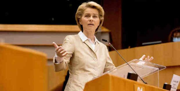 President of the European Commission Ursula von der Leyen. Photo: European Commission