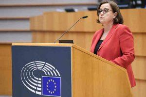 EP plenary session 10/02/2021 - Democratic Scrutiny of Social Media and the Protection of Fundamental Rights Photo: Riccardo PAREGGIANI / European Union 2021, EP