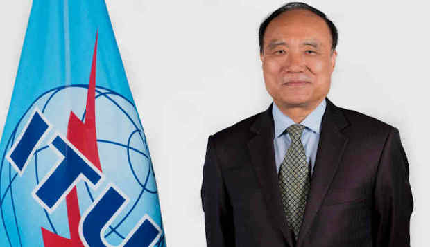 ITU Secretary-General Houlin Zhao. Photo: ITU
