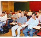 Rakesh Raman Holding a Digital Marketing Program for Business Leaders in India