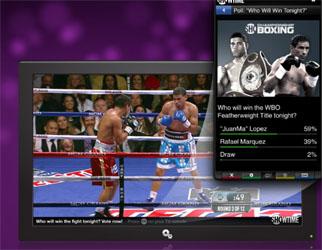Yahoo!'s Broadcast Interactivity