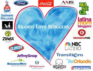 Brands Love Bloggers