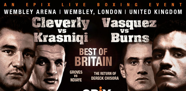 Best of Britain Boxing