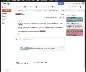 Google's Gmail