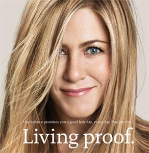 Jennifer Aniston to Present Living Proof