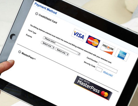 MasterCard MasterPass for Digital Payments