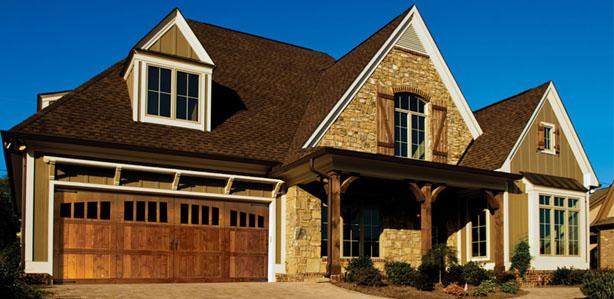 Garage Door Selection