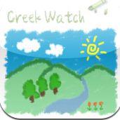 CreekWatch mobile app