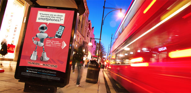 UK Bus Stops