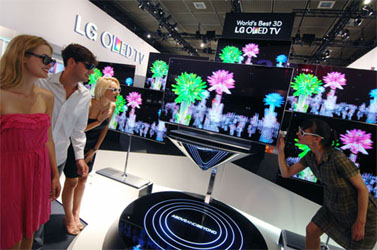 PayPal Digital Payment System on LG Smart TV