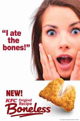 I Ate the Bones