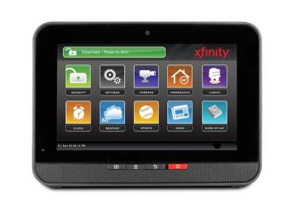 Comcast Xfinity Home Control