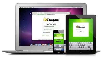 Keeper for Mac