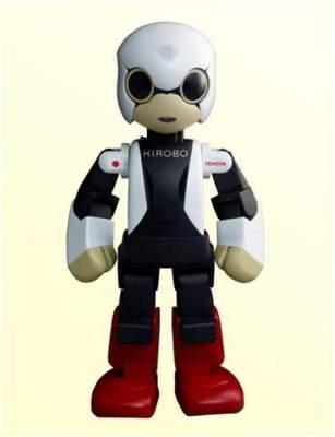 Robot Astronaut Kirobo