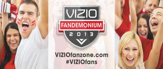 Vizio Fandemonium