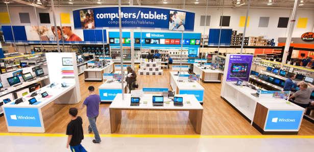Windows Store at Best Buy