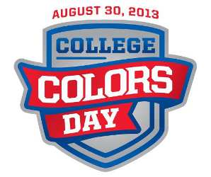 College Colors Day Spirit Cup