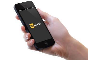 Checkout app MyCheck