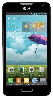 Optimus F6 from LG Electronics