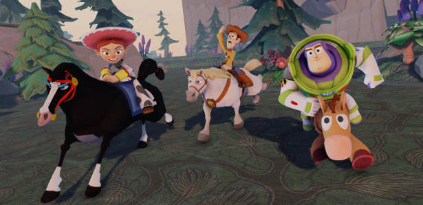 Disney Infinity Toy Story in Space Play Set
