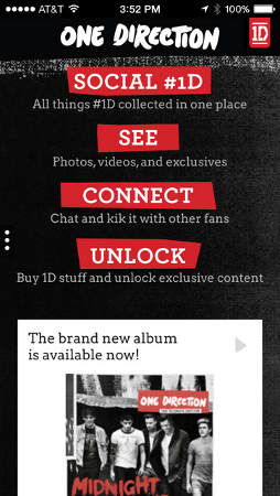 Sony Music Marketing Campaign