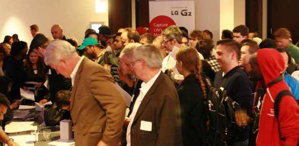LG Android Developers' Device Loaner Program
