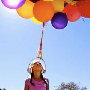 Monster Balloon Girl
