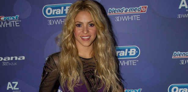 Shakira's Smile Story
