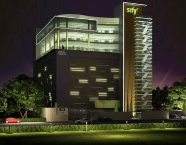 Sify Data Centre at Noida, India