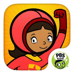 WordGirl Superhero Training App