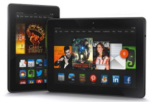 Amazon Kindle Fire Tablets