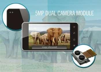 Dual Camera Module