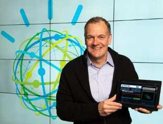 Mike Rhodin of IBM Watson Group
