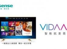 Hisense Vidaa Smart TV
