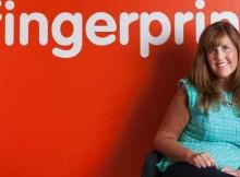 Nancy MacIntyre, CEO of Fingerprint