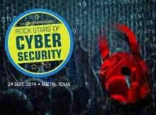 Rock Stars of Cybersecurity