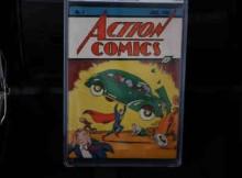 Original Superman Comic