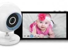 Wi-Fi Baby Monitor