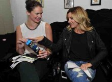"""Ashley Tisdale joined Lindt chocolate in Los Angeles to produce """"It Started with HELLO,"""" a fun, new romantic comedy series."""