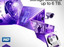 WD Hard Drive for Video Surveillance Applications