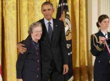 Honeywell Scientist Receives Technology Award from President Obama