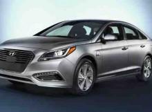Hyundai Sonata Plug–in Hybrid Electric Vehicle