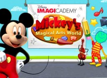 Disney Mickey's Magical Arts World App